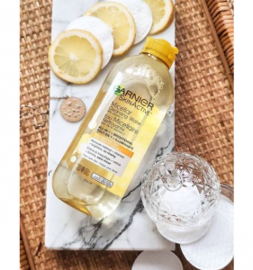 Garnier Giveaway – Win the new Micellar Water with Vitamin C