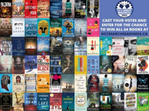HarperCollins March Madness 2021 – Win a library of 64 books