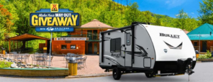 KOA Make Your Way Out Giveaway – Win a 2021 Keystone Bullet Crossfire Travel Trailer at makeyourwayout.com