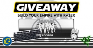 Canada Computers and Razer Giveaway – Win Star Wars Stormtrooper peripherals