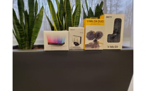 Win 1 of 5 photo accessory prize packs valued at $569 from Aputure and Deity –