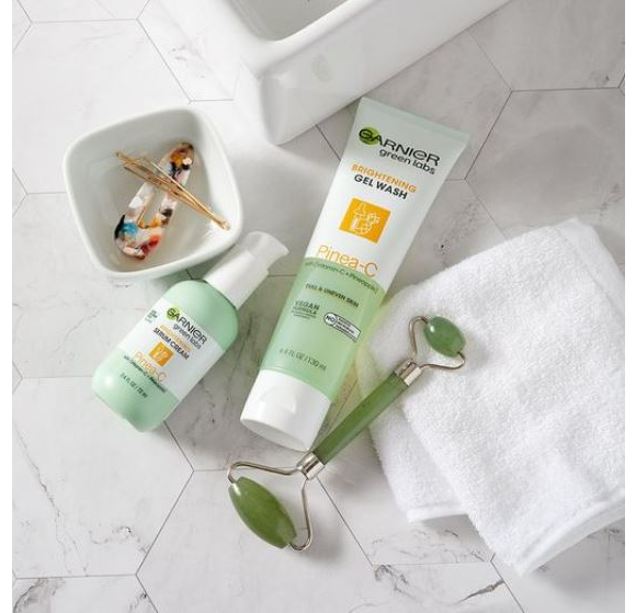 Garnier Giveaway – Win a Green Labs Pinea-C line prize pack