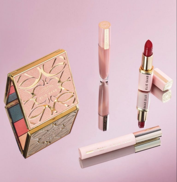 Win the exclusive L'Oréal Paris X Elie Saab limited edition collection –