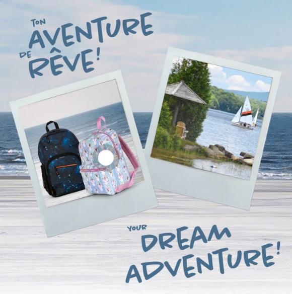 Bentley Your Dream Adventure  – Win a family getaway at Centre de villégiature Jouvence