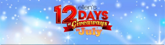 ELLEN Show 12 Days of Giveaways in July 2021  – Win a trip to an episode of Ellen's 12 Days of Giveaways in LA