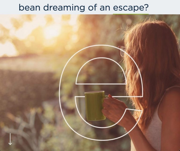 Escape at Home with Ethical Bean  – Win one of three $5,000 cash prizes at escapewithethicalbean.ca