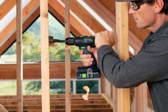Festool Giveaway – Win one of five T 18 Easy Cordless Drills