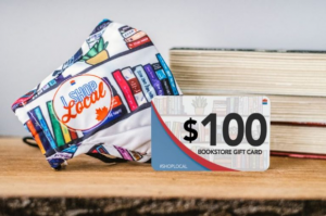 HarperCollins Read More, Shop Local  – Win a $100 gift card and more