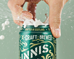 Innis and Gunn – Win Free Beer For A Year