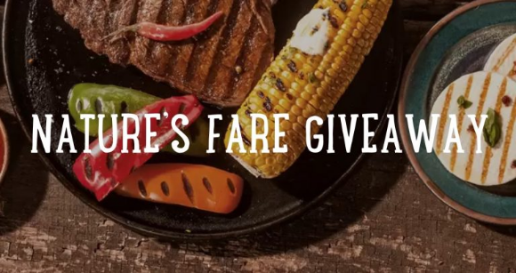 Win a Bio BBQ, BBQ items and a Nature's Fare Markets $50 Gift Card –