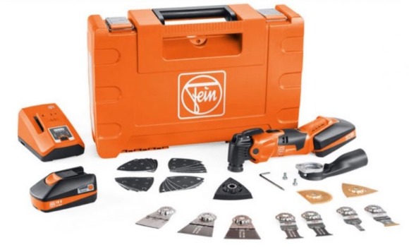 Win a Cordless MultiMaster AMM 500 PLUS TOP from Canadian Woodworking –