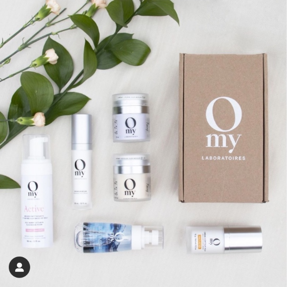 Win a customized skincare routine from Omy valued at $300 –