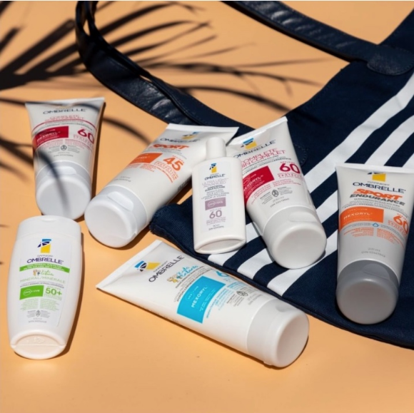 Win an Ombrelle prize pack from Garnier –