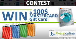 Win Flyers Online $100 Mastercard Gift Card Contest