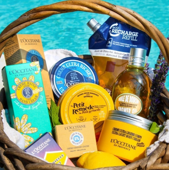 Win 1 of 2 L'OCCITANE prize packs valued at $415 –