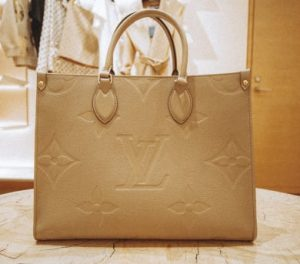 Show Up Nikki B. – Win a Louis Vuitton Onthego valued at $3,400