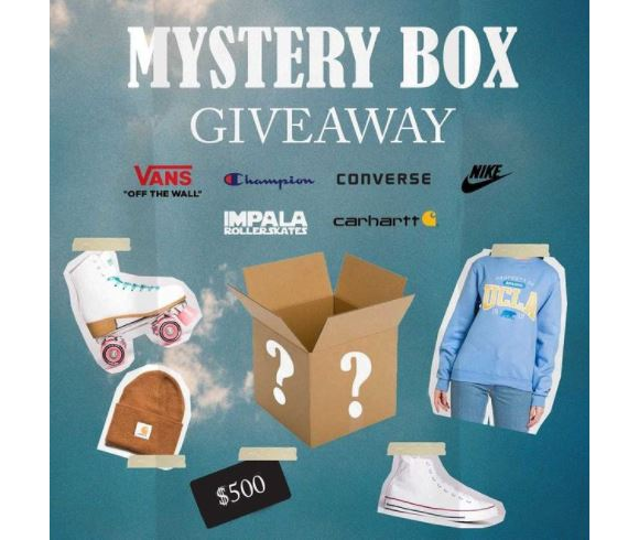 Boathouse Mystery Box Giveaway – Win a Mystery Box