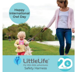 Oyaco Giveaway – Win a Little Life Owl Safety Harness