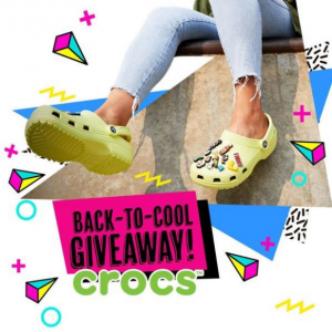 Win a pair of Crocs with SoftMoc Shoes –