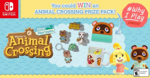 Win an Animal Crossing Prize Pack from Nintendo of Canada –