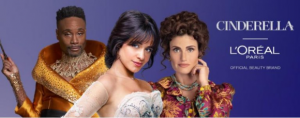 L'Oréal Paris Cinderella  – Win an entire Cinderella Look of your choice valued at $100