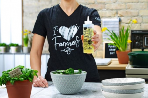 Make it Canola Summer Giveaway  – Win a Canola Eat Well prize pack that includes a $100 grocery gift card
