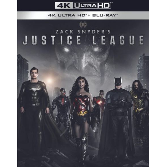 The Reel Roundup  – Win 'Zack Snyder's Justice League' on 4K Ultra HD Blu-ray