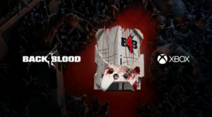 Win a Custom Back 4 Blood Xbox Series X Console Bundle valued at $1,455 from Microsoft Rewards –